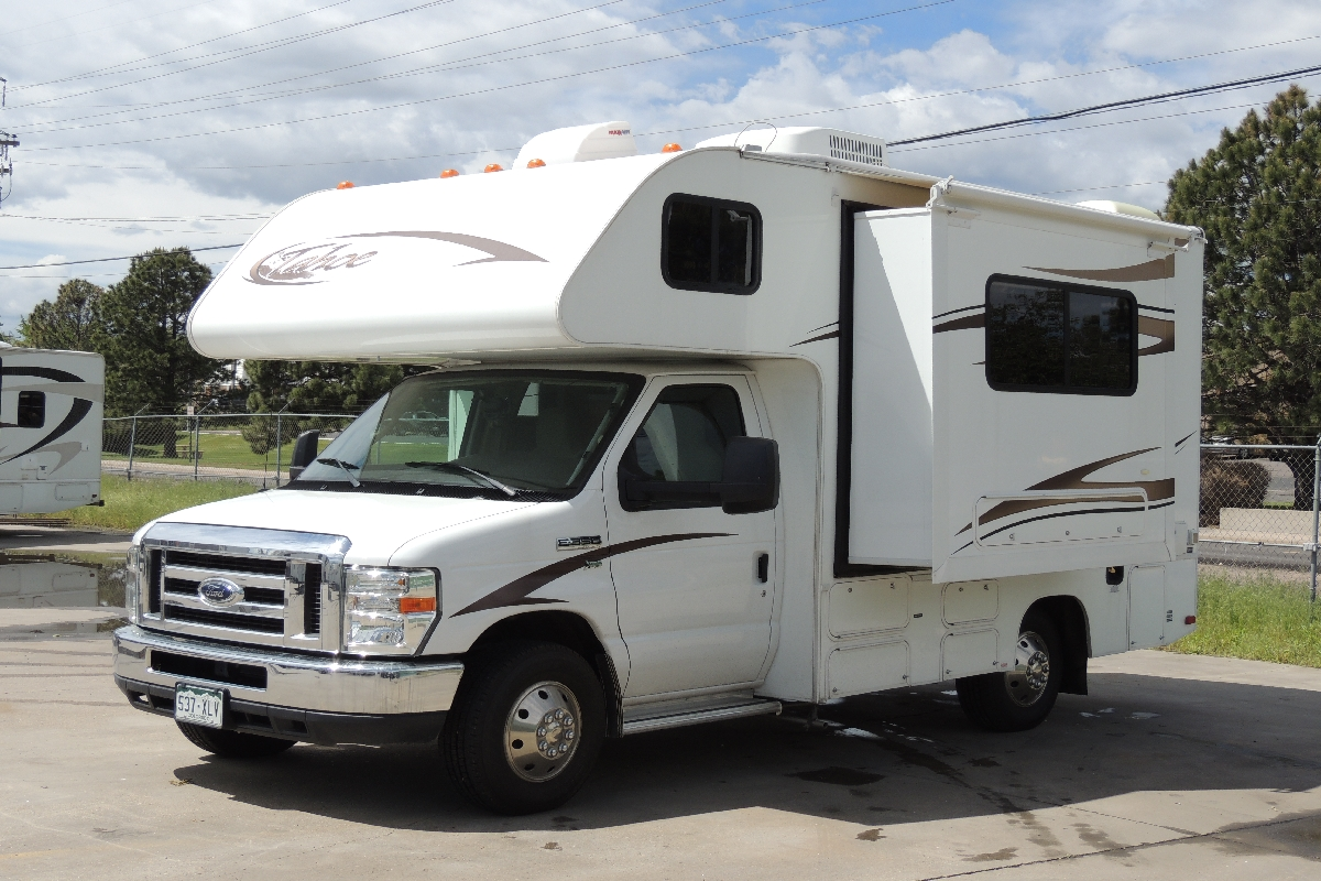 19 Ft Tahoe Unit 2c Colorado Rv Colorado Rv