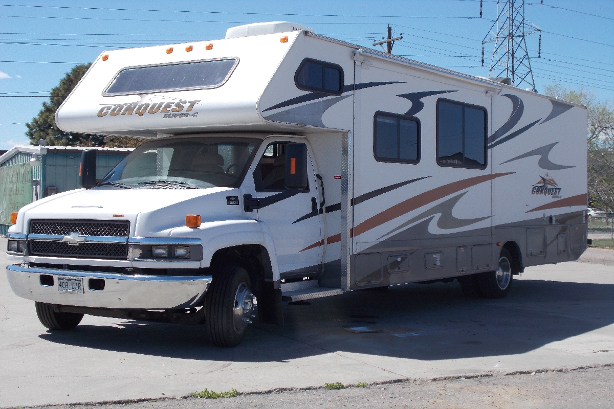 New GMC Motorhome For Sale In Colorado  RV Classified Ads